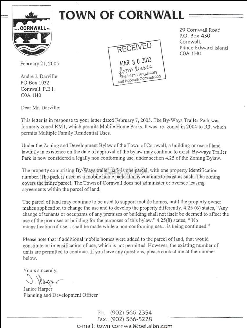 Regulatory And Appeals Commission Irac Prince Edward Island